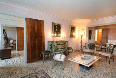 Palazzo Barbaro for sale in Venice